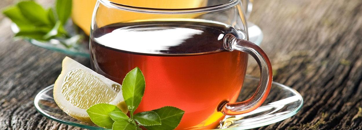 Ook vind u hier diverse theesoorten.